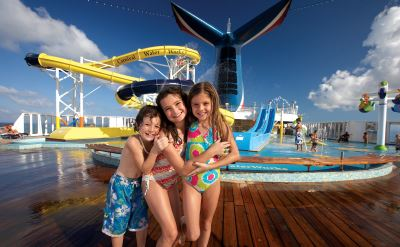 Carnival Ecstasy Port Canaveral