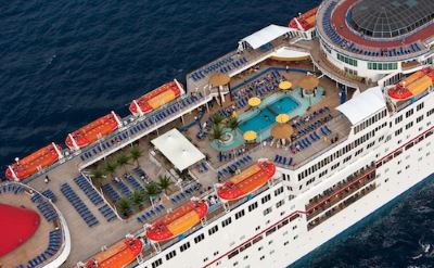 Carnival Sensation Cruises From Port Canaveral