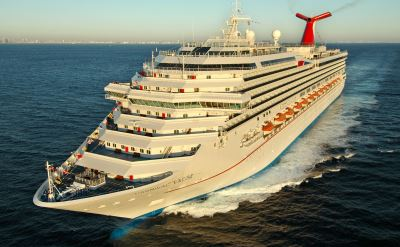 Carnival Valor cruise ship