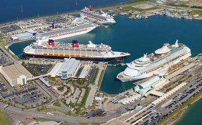 Port Canaveral Cruise Terminals And Parking
