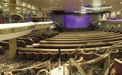 Royal Caribbean Monarch of the Seas theater