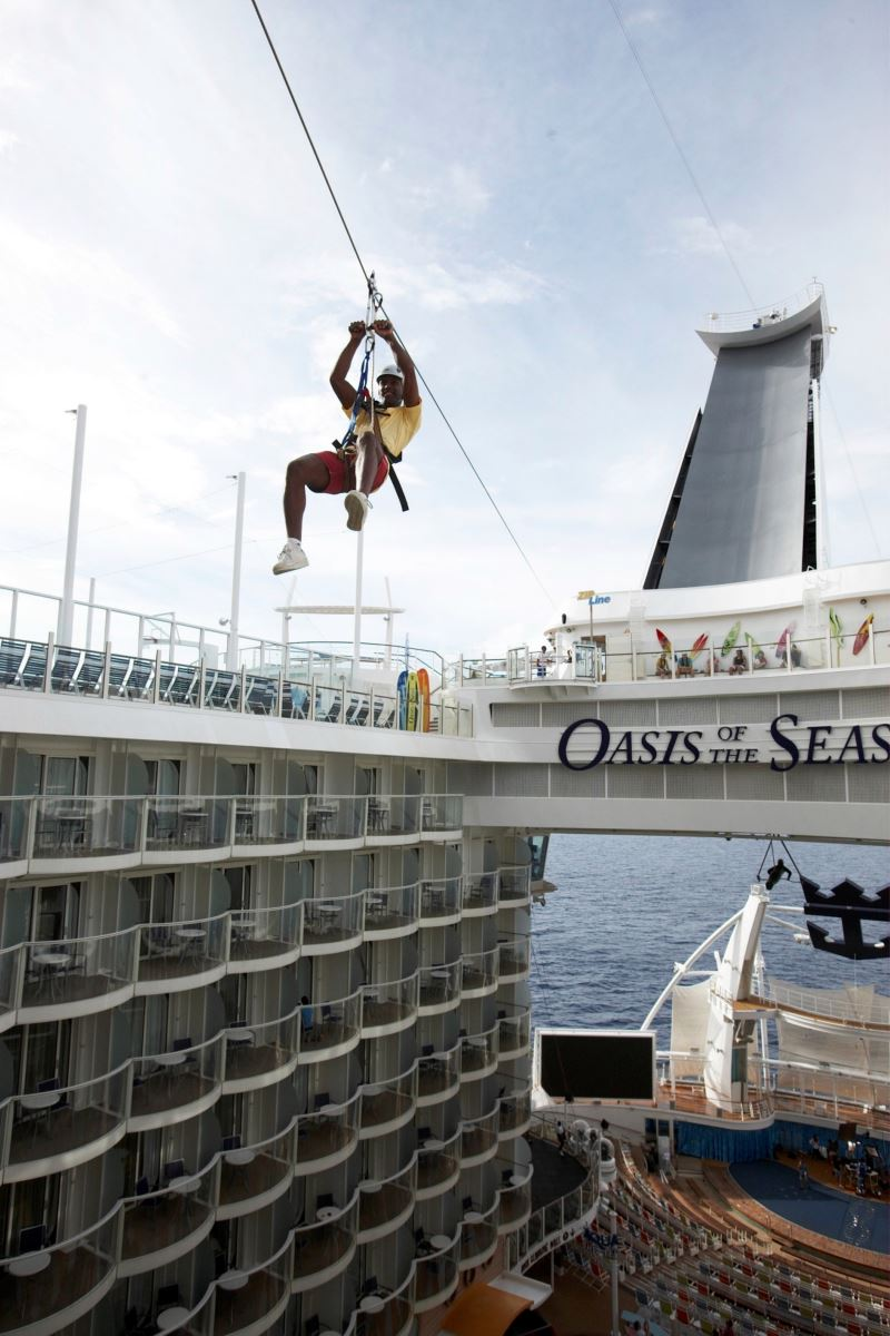 Royal Caribbean Oasis Of The Seas Cruises From Port Canaveral
