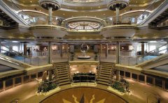 Royal Caribbean Monarch of the Seas centrum