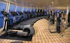 Royal Caribbean Monarch of the Seas fitness